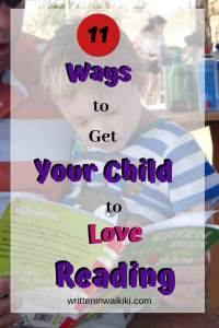 11 Ways to Get Your Child to Love Reading pinterest boy reading