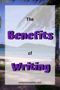 benefits of writing pinterest beach with palm tree Phuket Thailand