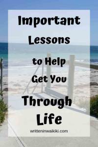Important Lessons to Help Get You Through Life Pinterest beach Rockingham Western Australia