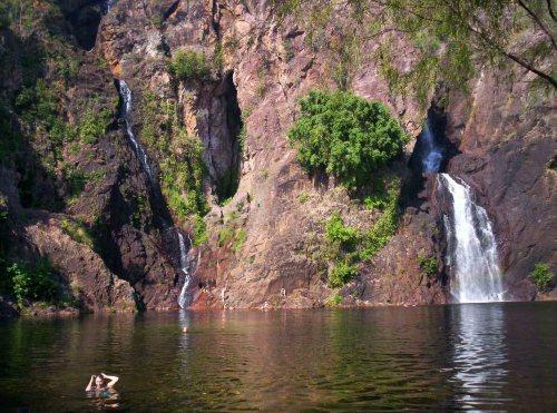 Wangi Falls, Litchfield National Park, Northern Territory Australia