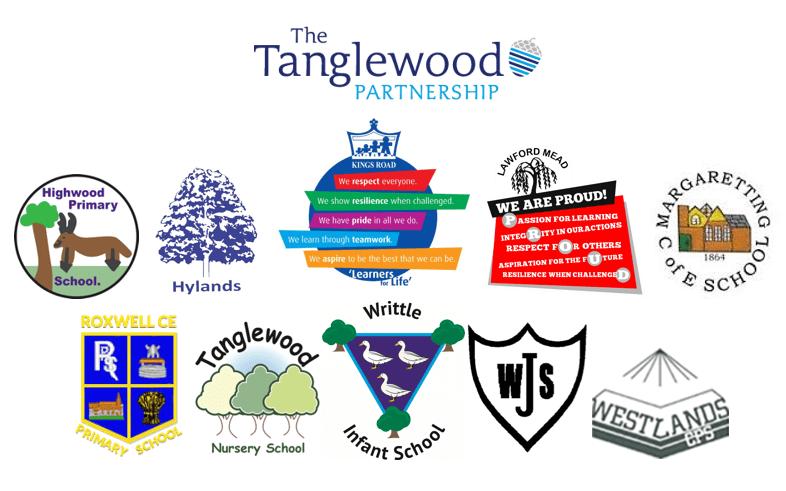 Tanglewood Partnership logos