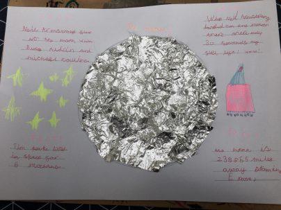 Erin's moon poster