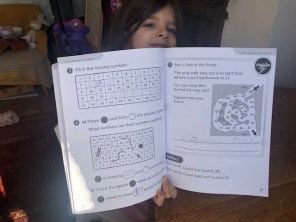 Prim's maths work