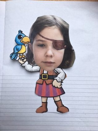 Pirate Gretchen
