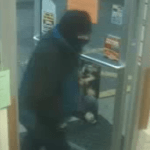 Suspect in Camp Douglas BP Robbery