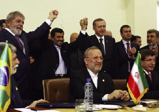 The Turkey-Brazil-Iran Agreement: Thanks, but No Thanks?