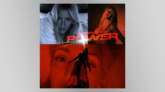 """Ellie Goulding flexes her """"Power"""" in new song and video - 97.9 WRMF"""