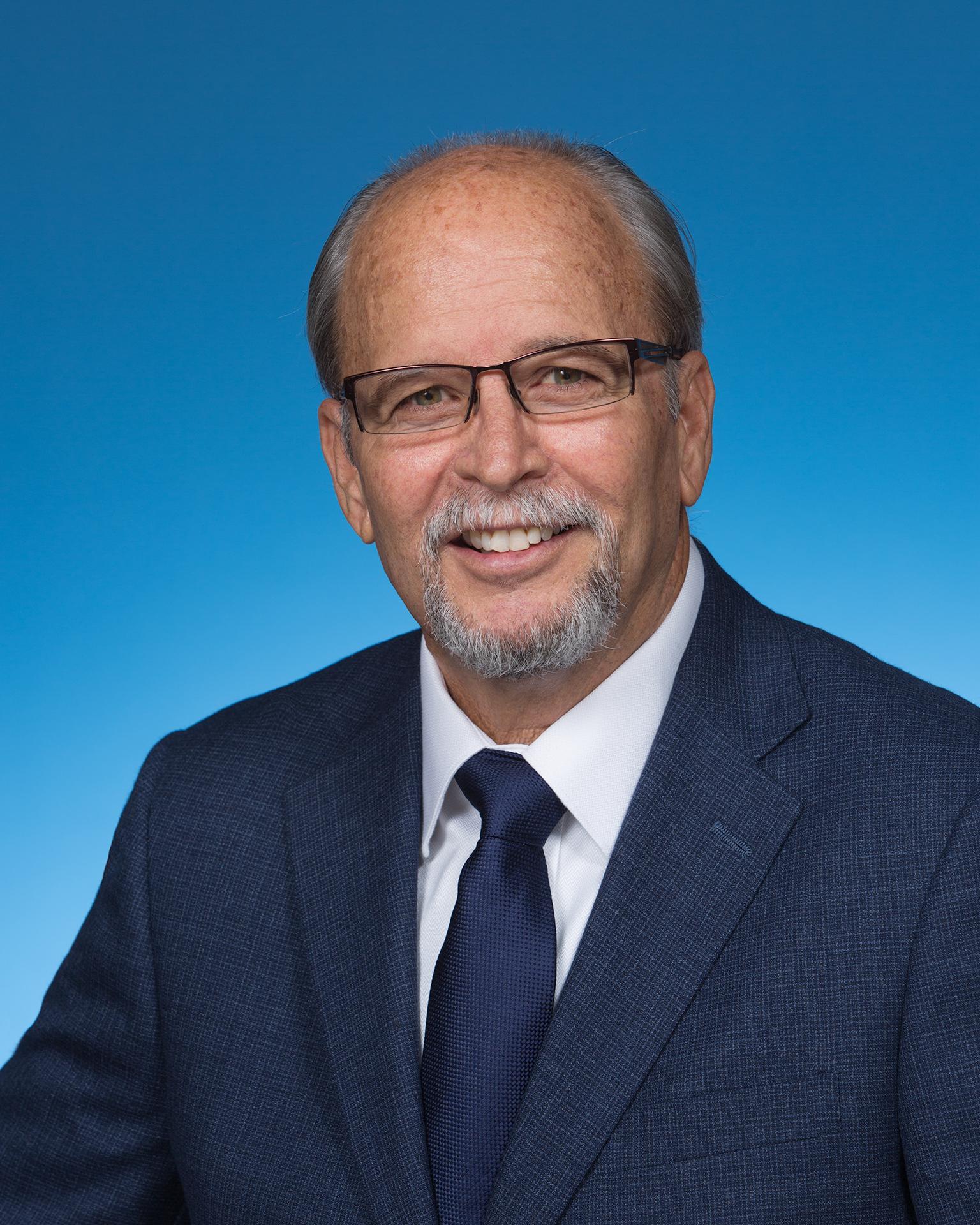 Mike Pruiett VP Virgin Islands