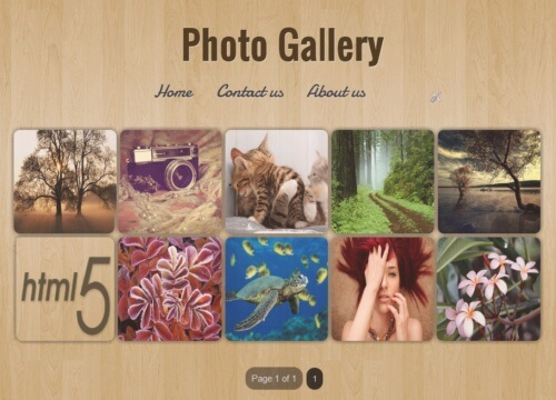 Photo-Gallery-blogger-template-500x360