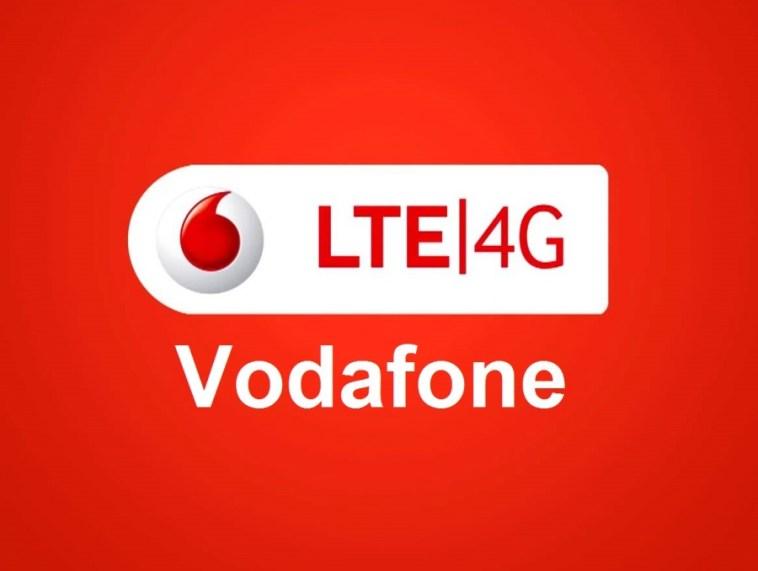Vodafone 4g plans