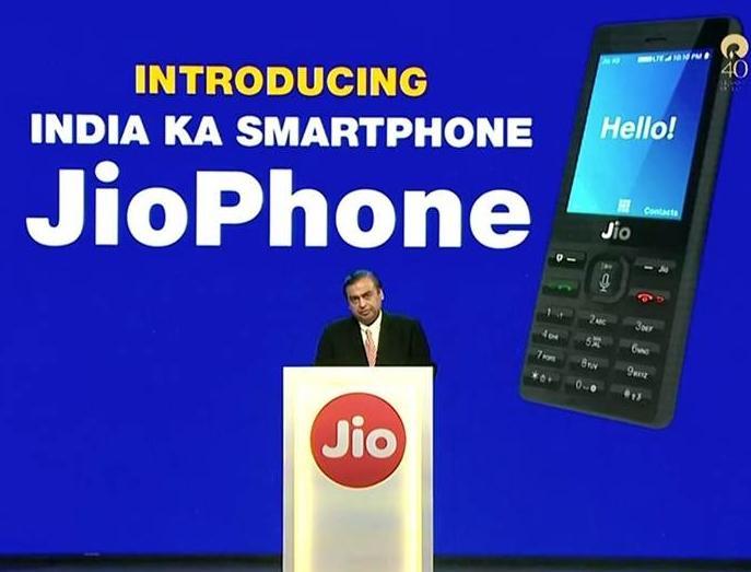 Wifi Hot spot Jio Phone