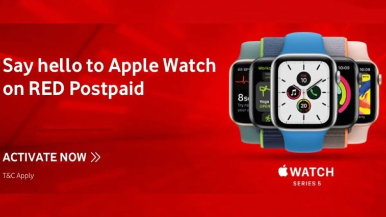 Apple Watch Cellular Models Now Work on Vodafone in India: How to Activate