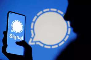How to send disappearing message on Signal