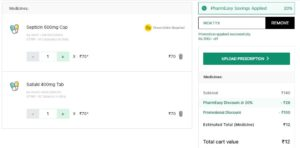 Pharmaeasy Loot - Order Medicine Worth Rs.125 For Free(All India)