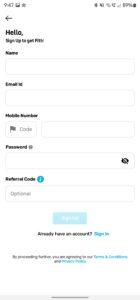 Fittr App Refer Earn Free Goodies