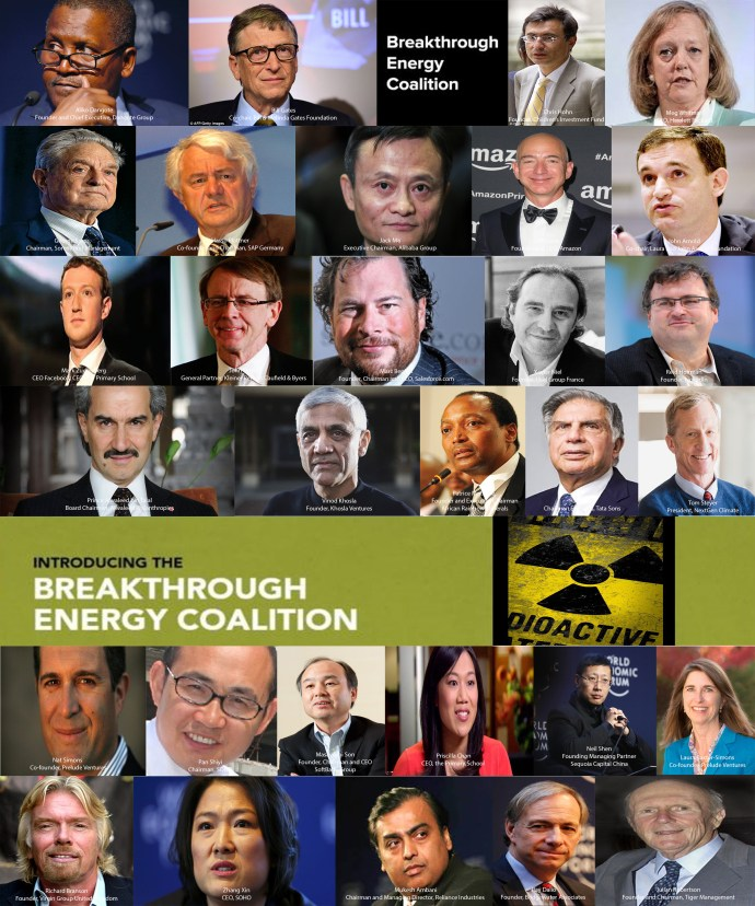 Breakthrought Nuclear Energy Coalition