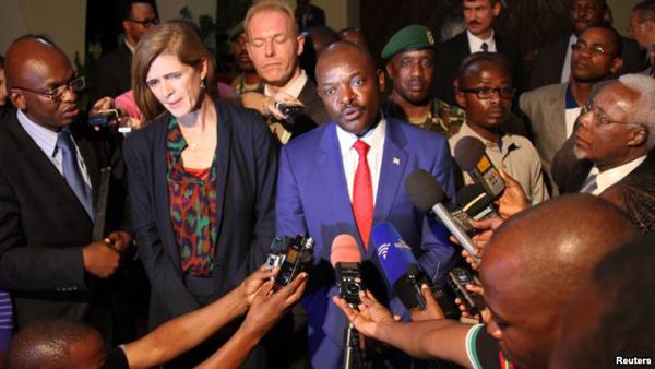 US-UN-Ambassador-Samantha-Power-Burundian-President-Pierre-Nkurunziza-Angolan-UN-Ambassador-Ismael-A.-Gaspar-Martins-press-conf-012216-by-Reuters