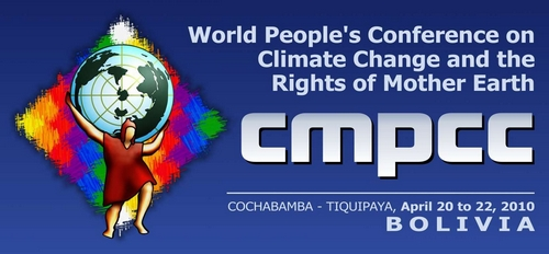 BoliviaCochabambaPeoplesClimateChangeConference