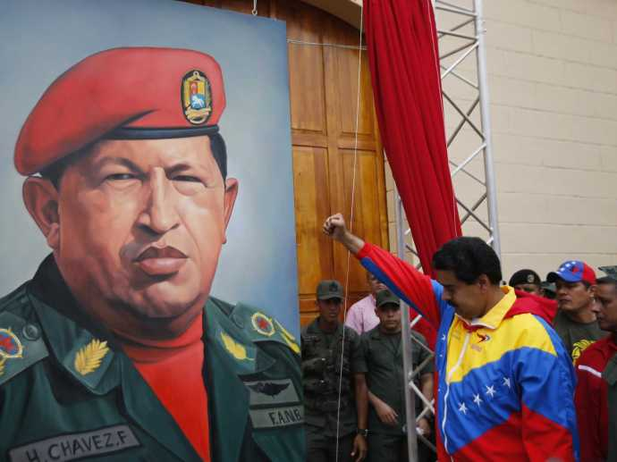 Defend Venezuela