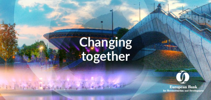 "The European Bank: ""Changing Together"""