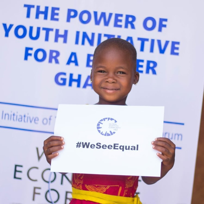 #WeSeeEqual - a Procter & Gamble's (P&G's) Gender-Equality Corporate Branding Campaign