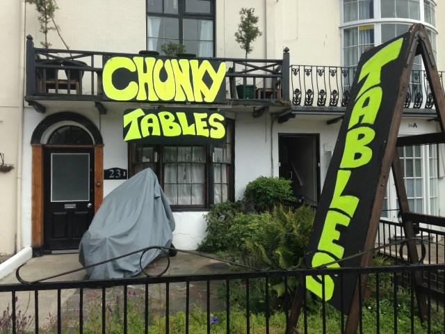 Chunky Tables