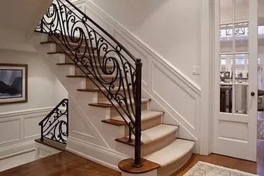 Cast Iron Stair Railing Factory Buy Good Quality Cast Iron Stair | Cast Iron Stair Railing | Residential | Horizontal | Chrome Picket Interior | Custom | Iron Baluster