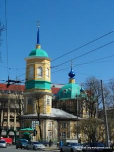 Jedna z wieku cerkwi