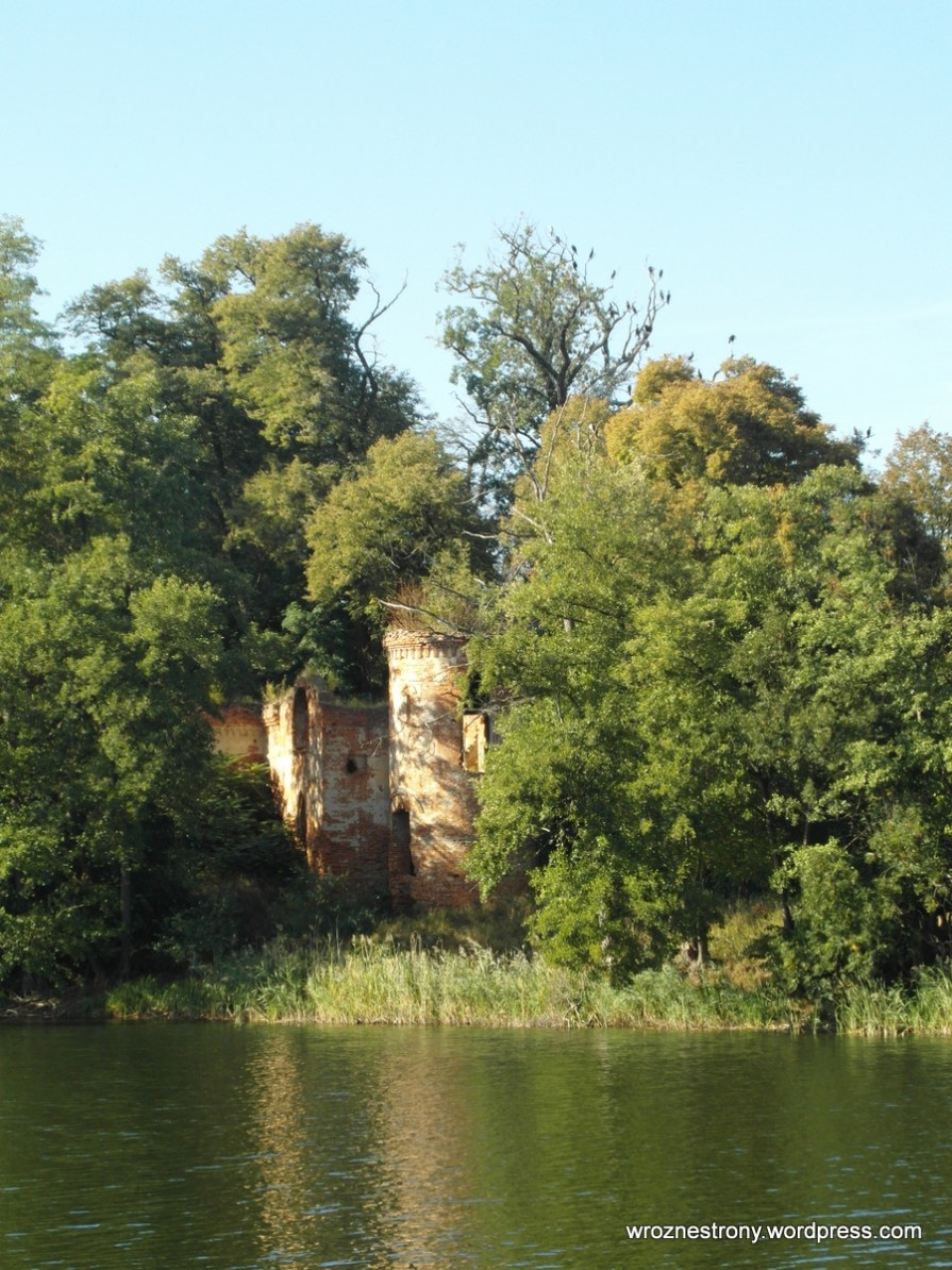 Ruiny na Wyspie Zamkowej