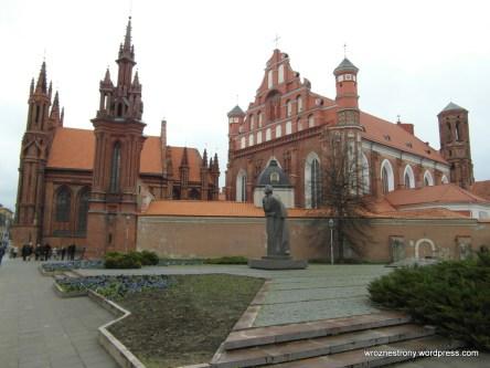 kościół św. Anny i Kościół św. Franciszka i św. Bernarda