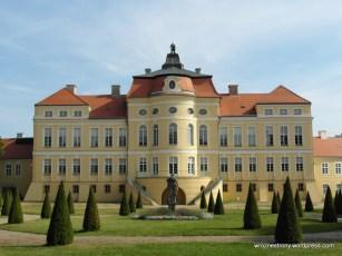 Pałac w Rogalinie, 09.2015