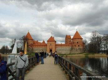 Most do zamku