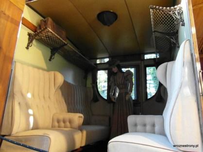 Luksusowy wagon, Niemieckie Muzeum Techniki