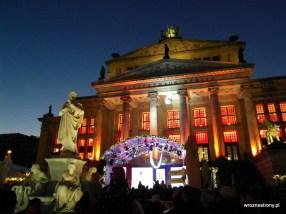 Scena pod Konzerthaus
