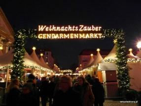 Jarmark na Gendarmenmarkt