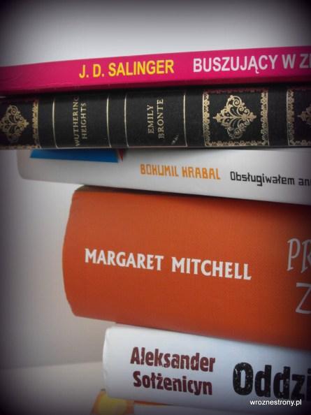 """Kiedyś czytałam tylko """"wielkie nazwiska"""""""