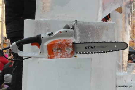 Sprzęt zapewnia Stihl
