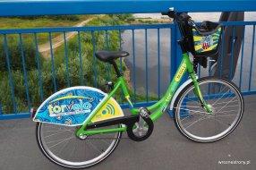 Torvelo- toruński rower miejski