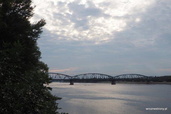 Stary most drogowy w Toruniu