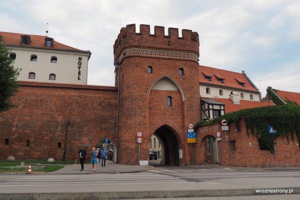 Brama miejska w Toruniu