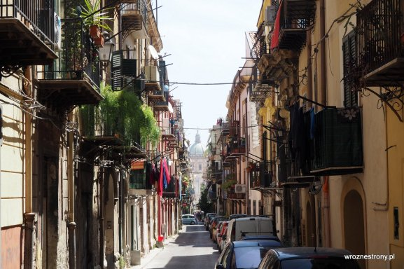 Ulica Palermo