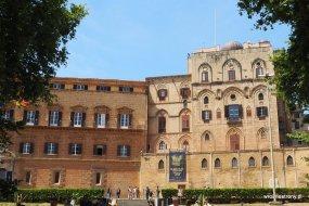Pałac Normanów w Palermo