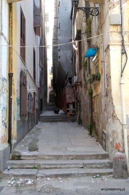 Uliczka Palermo