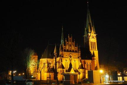 kościół św. Katarzyny w Toruniu