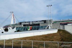Stadion Juventusu, Allianz Stadium, Turyn 2020