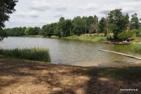 Jezioro Mrowinko, Santoczno