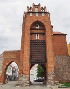 Brama Młyńska w Strzelcach Krajeńskich