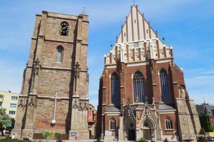 Kościół św. Jakuba Starszego i św. Agnieszki w Nysie