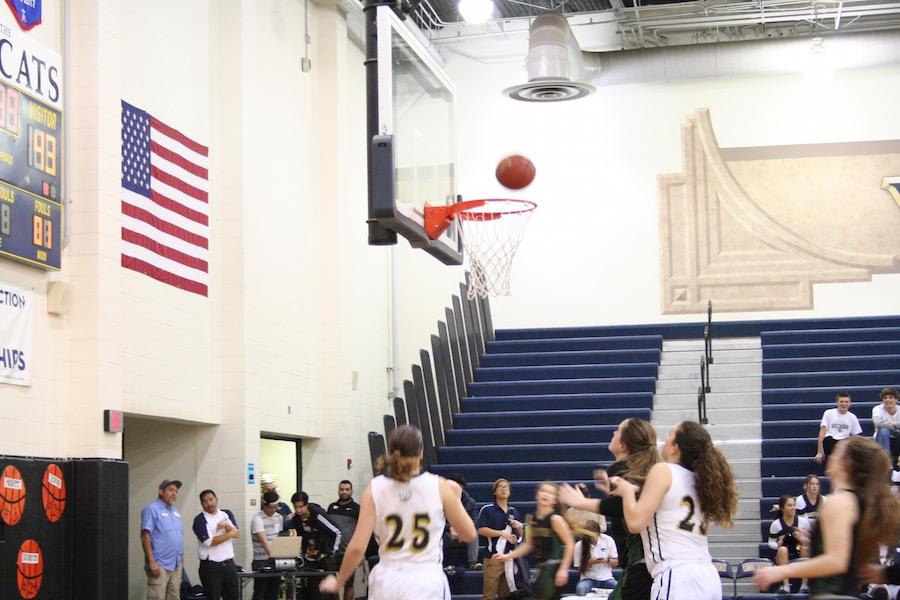 Girls' Basketball Falls to Canyon 67-23