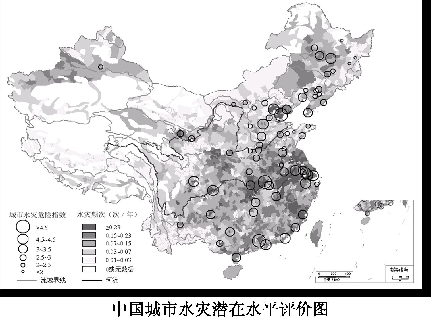 Riskysis Graph Of China S Floods